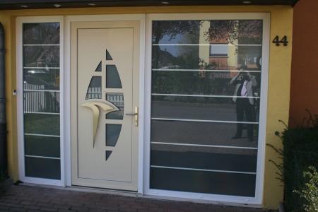 Laissez nous vous pr senter les portes serplaste blog for Modelos de puertas metalicas para viviendas