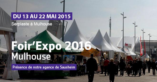 foire expo 2016 de Mulhouse