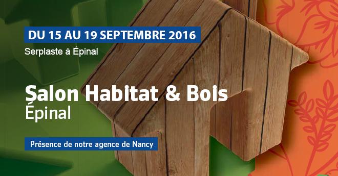 Serplaste salon Habitat et Bois Epinal