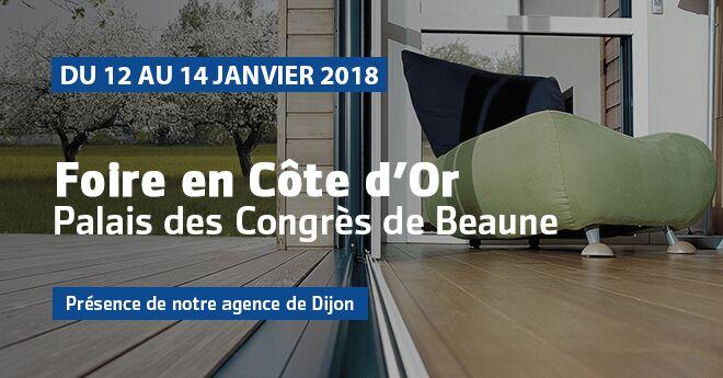 Foire en Côte d'Or – Palais des Congrès de Beaune