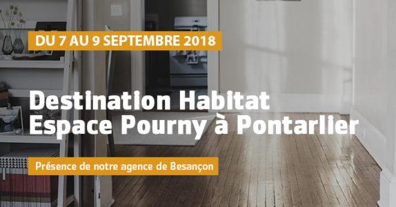Destination Habitat Espace Pourny Pontarlier