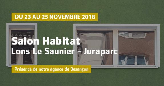 Salon Habitat de Lons-le-Saunier