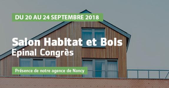 salon Habitat et Bois d'Epinal