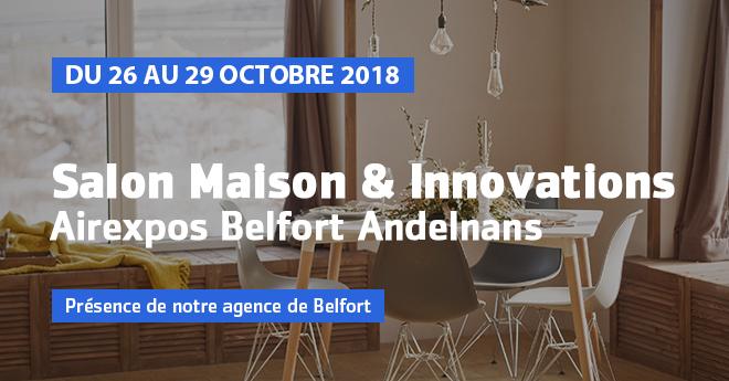Maison et Innovations de Belfort Andelnans